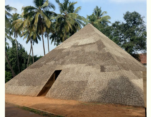 The only map you need if you're visiting the Kochi-Muziris Biennale