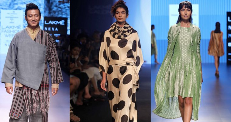 10 Slow Fashion Labels We Loved at LFW S/R 2018