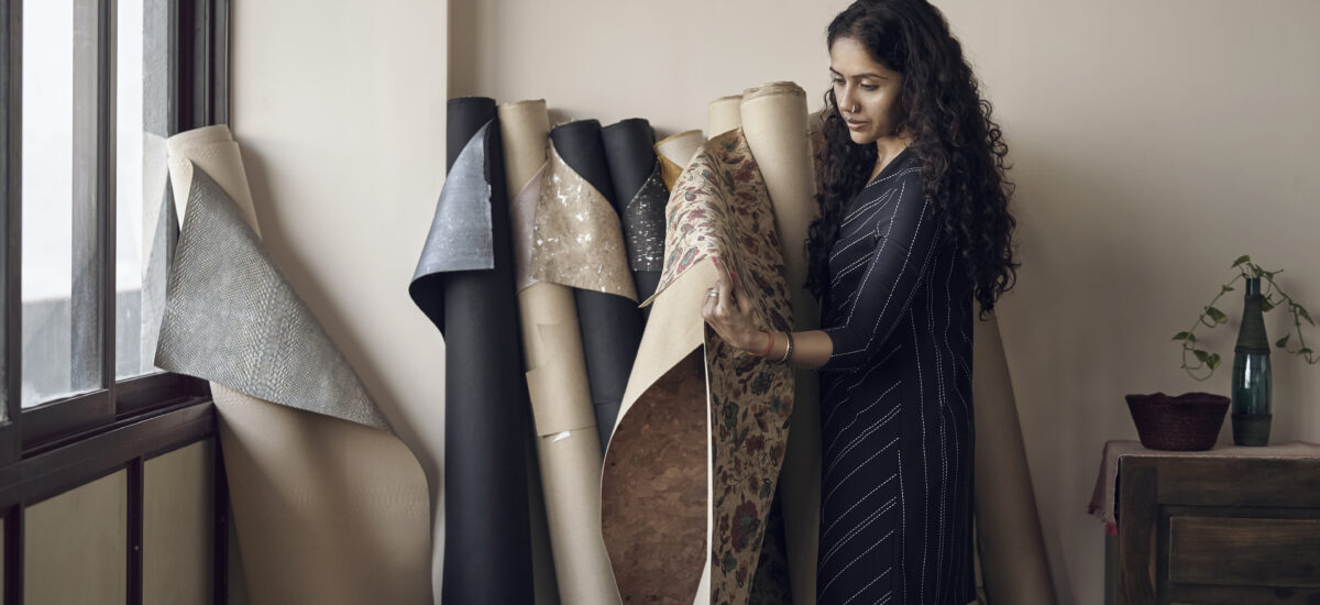 A sustainable Indian accessories brand: Studio Beej