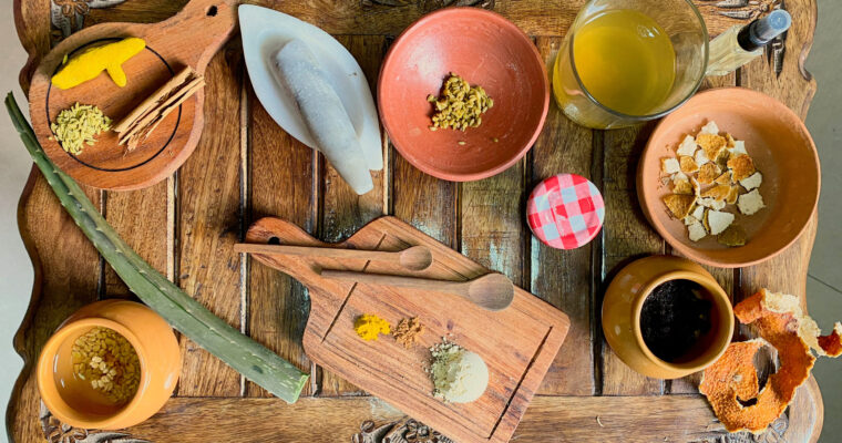 Holistic Ayurvedic beauty: get beautiful skin and hair naturally