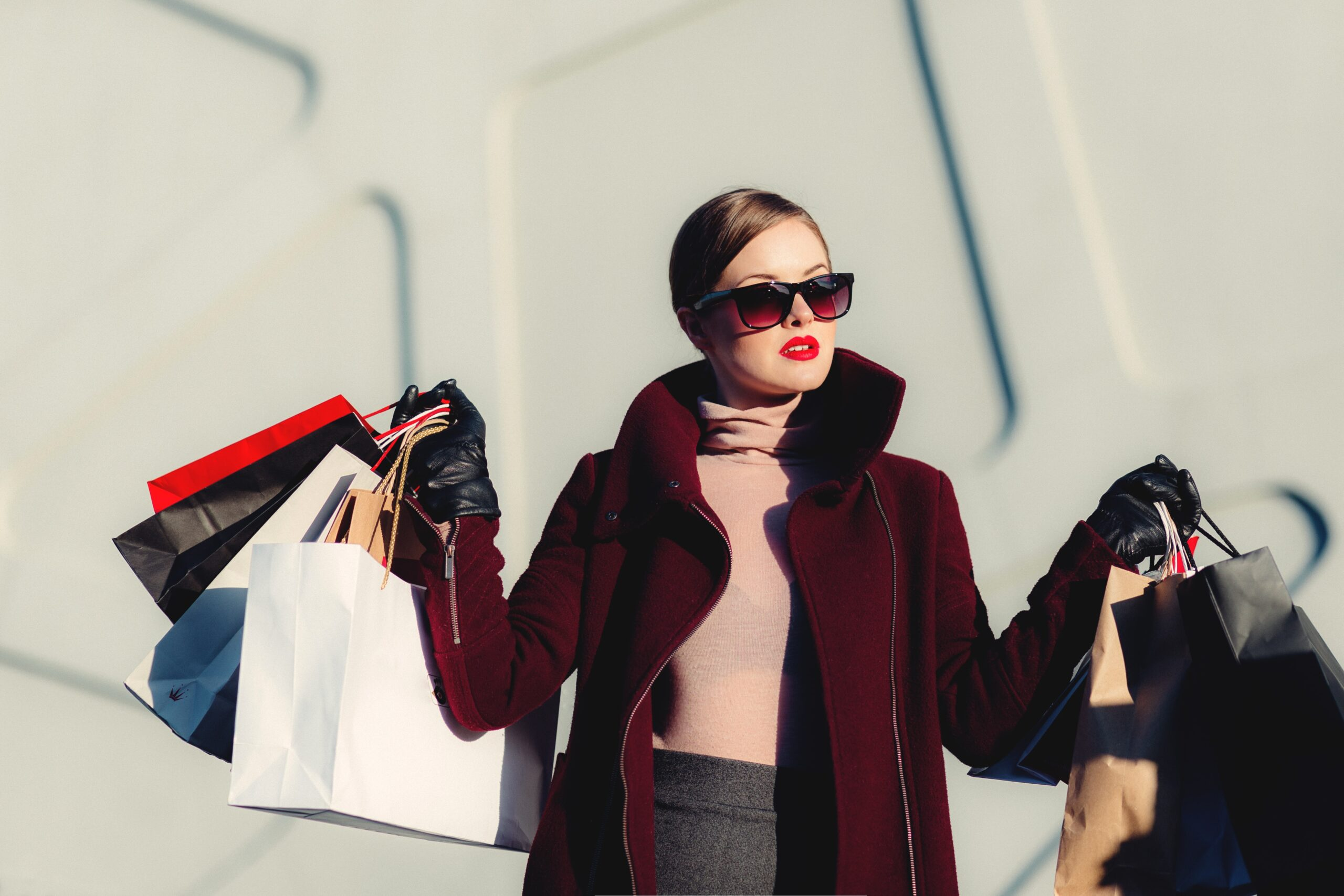 Luxe retail post covid: sustainability and the six-feet distance model